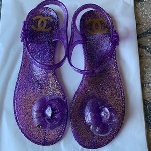 Chanel Jellies